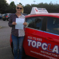 Driving Instructor Training - Customer Reviews - Emily Elms