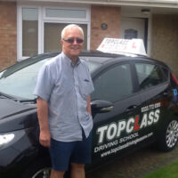 Driving Instructor Training - Customer Reviews - Matt Paton