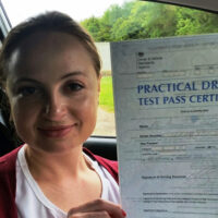 Driving Lessons Sittingbourne - Customer Reviews - Alexandra Magamedov