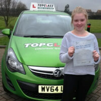 Driving Lessons Sheerness - Customer Reviews - Chelsea Haigh