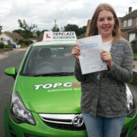 Driving Lessons Herne Bay - Customer Reviews - Hayley Nelson