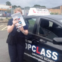 Driving Lessons Sittingbourne- Customer Reviews - Kate pike