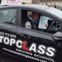 Driving Lessons Strood - Customer Reviews - Tyler Chibnal