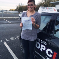 Driving Lessons Strood - Customer Reviews - Victoria Dowdeswell