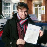 Driving Lessons Canterbury - Customer Reviews - Doug Adams