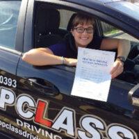 Driving Lessons Rochester - Customer Reviews - Helen Miseur
