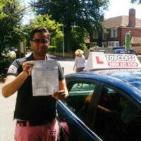 Driving Lessons Canterbury - Customer Reviews - Inshal