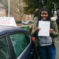 Driving Lessons Canterbury - Customer Reviews - Natalia Green