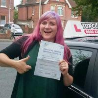 Driving Lessons Canterbury - Customer Reviews - Caroline Dabiran