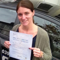 Driving Lessons Rochester - Customer Reviews - Charlotte Durling