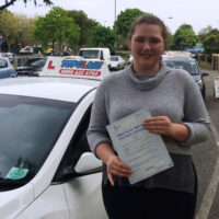 Driving Lessons Gravesend - Customer Reviews - Natalie Sparks