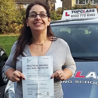 Driving Lessons Maidstone - Customer Reviews - Helen Lingham
