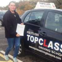 Driving Lessons Rochester - Customer Reviews - Jo Atkins