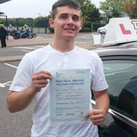 Driving Lessons Herne Bay - Customer Reviews - Joshua