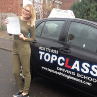 Driving Lessons Strood - Customer Reviews - Penny Brodie