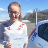 Driving Lessons Rochester - Customer Reviews - Victoria Williams