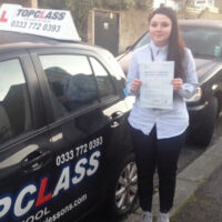 Driving Lessons Chatham – Customer Reviews – Amber Spencer