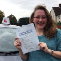 Driving Lessons Chatham - Customer Reviews - Brogan