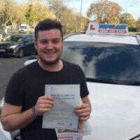 Driving Lessons Gravesend – Customer Reviews – Craig White