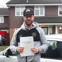 Driving Lessons West Malling – Customer Reviews – Christian Dean
