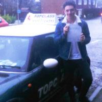 Driving Lessons Chatham – Customer Reviews – Kieran White