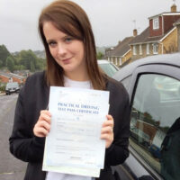 Driving Lessons Strood - Customer Reviews - Sam