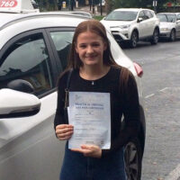 Driving Lessons Gravesend - Customer Reviews - Lucy Moore