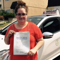 Driving Lessons Chatham - Customer Reviews - Claire Norris