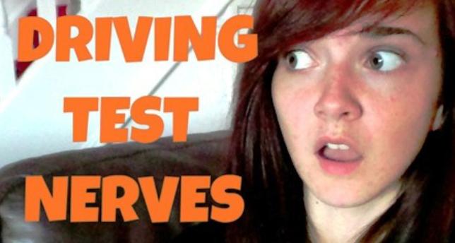 Driving Test Nerves - Topclass Driving School