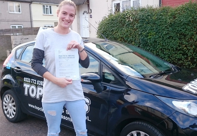 Driving Lesson Test Pass in Chatham – Bobbi Pu