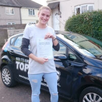 Driving Lessons Chatham – Customer Reviews – Bobbi Pu
