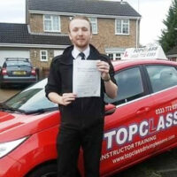 Driving Lessons Chatham - Customer Reviews - Lewis Maddison