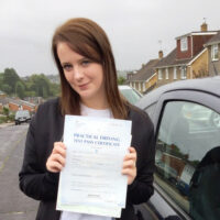 Driving Lessons Strood - Customer Reviews - Sam Cuxton