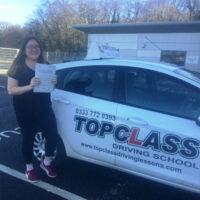 Driving Lessons Gillingham - Customer Reviews - Yasmin Kavanci