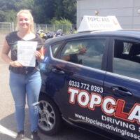 Driving Lessons Sheerness - Customer Reviews - Chloe