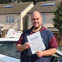 Driving Lessons Gillingham - Customer Reviews - Daniel Philips