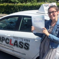 Driving Lessons Gillingham - Customer Reviews - Neve Patterson