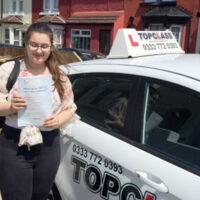 Driving Lessons Gillingham - Customer Reviews - Georgia Morris