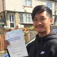 Driving Lessons Maidstone  - Customer Reviews - Nabin Gurung