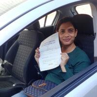 Driving Lessons Maidstone - Customer Reviews - Ritu Bhardwaj