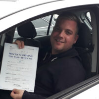 Driving Lessons Maidstone – Customer Reviews – Zachary Knight