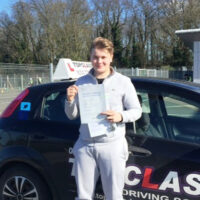 Driving Lessons Strood - Customer Reviews - Joseph Fellows