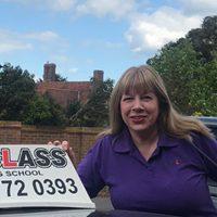 Driving Instructor - Topclass Driving School - Heather Burnett